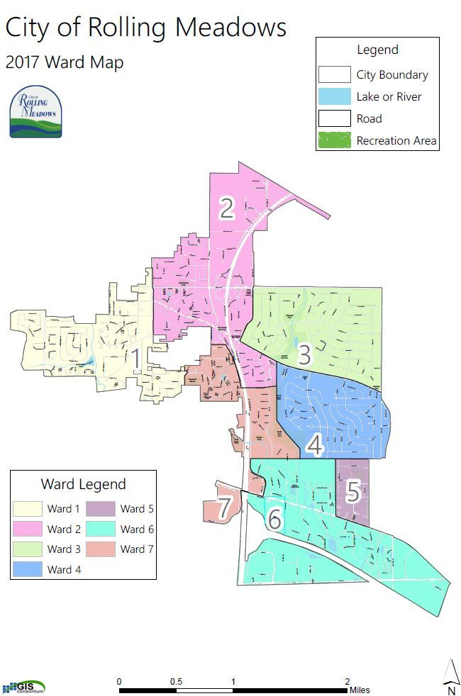 Click to view Rolling Meadows Ward Map