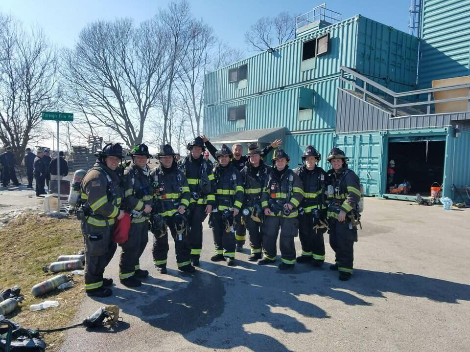 Live Fire Training 3-15