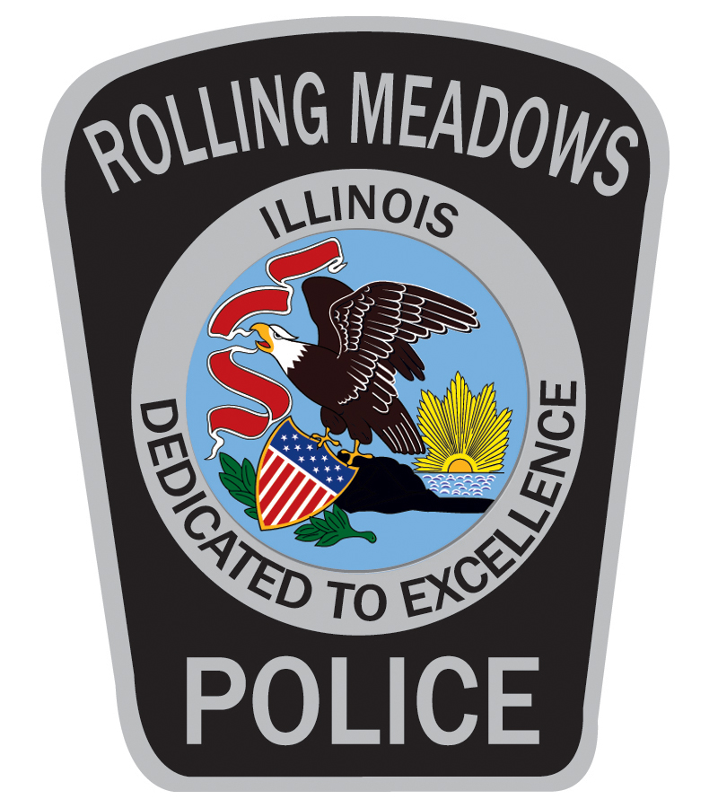 Rolling Meadows Police Department Patch